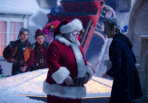 Amazoncom Doctor Who Last Christmas Peter Capaldi