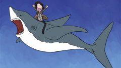 Shark the Jump! (or cap or fez)