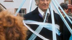 On the Eighth Special of Christmas, Doctor Who Gave to me …